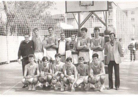 CSS Ploiesti campioana juniori 1990